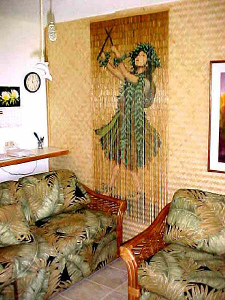 The largest selection of hand painted bamboo bead curtains on the net